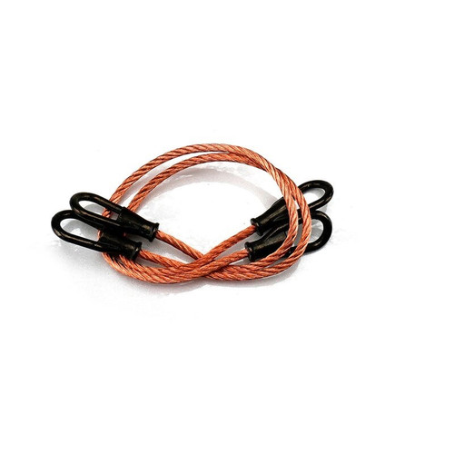 1/16 Torro Russian IS-2 RC Tank Metal Copper Stranded Tow Cables