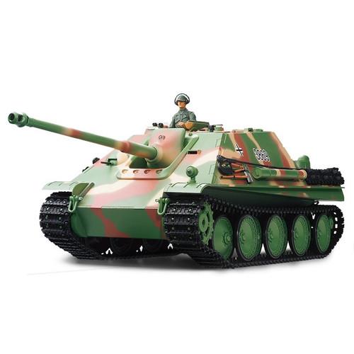 1/16 Heng Long German Jagdpanther RC Tank Airsoft & Infrared 2.4GHz TK6.0
