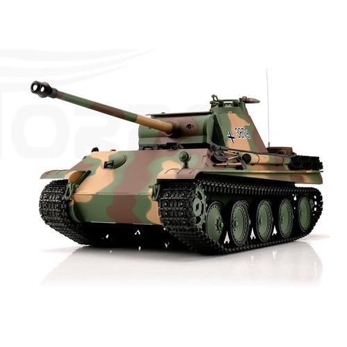 1/16 Heng Long German Panther G RC Tank Airsoft & Infrared 2.4GHz TK6.0