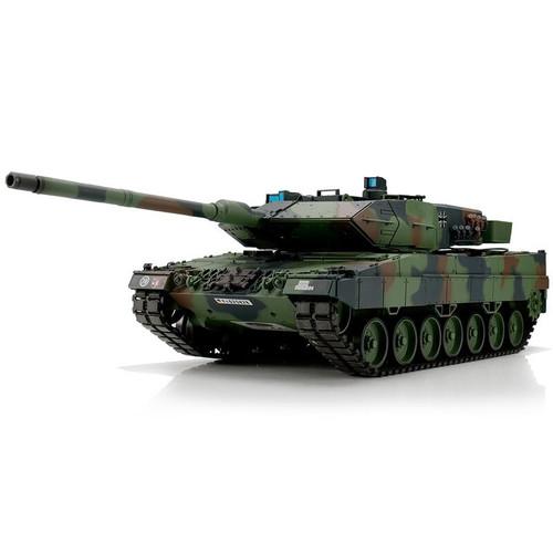 1/16 Heng Long German Leopard 2A6 RC Tank Airsoft & Infrared 2.4GHz TK6.0S