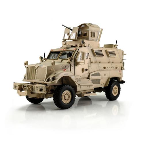 1/16 Torro U.S  MAXX PRO MRAP RC Truck 2.4GHz 2WD Lights & Sound