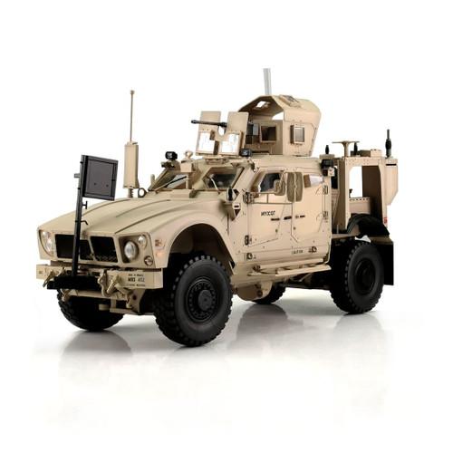 1/16 Torro U.S M-ATV MRAP RC Truck 2.4GHz 2WD Lights & Sound