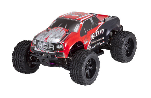1/10 Volcano EPX RC Monster Truck 4WD Electric  2.4GHz Red