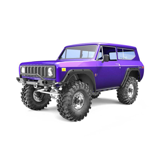 1/10 Gen8 V2 Scout II RC Truck Crawler Electric 2.4GHz Purple
