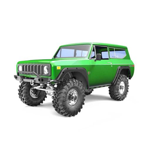 1/10 Gen8 V2 Scout II RC Truck Crawler Electric 2.4GHz Green