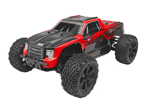 1/10 Blackout XTE RC Monster Truck 4WD Electric 2.4GHz Red