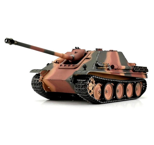 1/16 Torro German Jagdpanther RC Tank 2.4GHz Infrared Metal Edition PRO Camo Servo Recoil