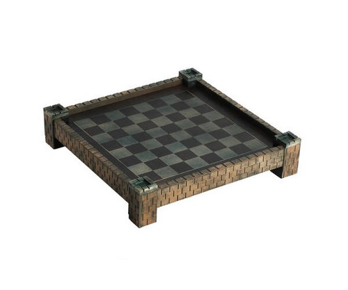 """17"""" Medieval Fortress Chessboard"""