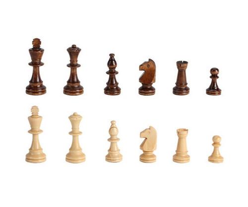 Wooden Tournament Chessmen