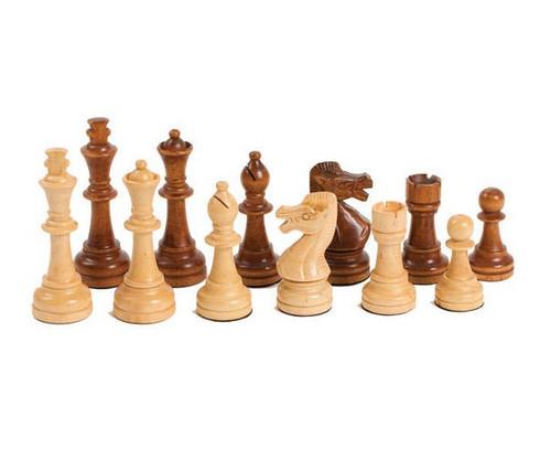 """5"""" Deluxe Wooden Chessmen"""