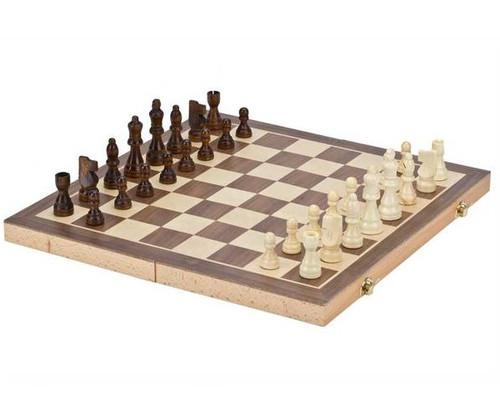 "15"" Standard Foldable Chess Set"