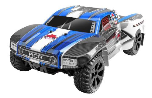 1/10 Blackout SC PRO RC Short Course Truck 4WD Brushless 2.4GHz Blue