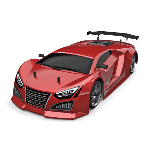 1/10 Lightning EPX Drift RC Car 4WD Electric 2.4GHz Metallic Red