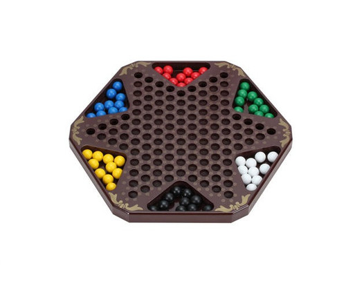 Hexagon Chinese Checkers