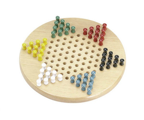Standard Chinese Checkers