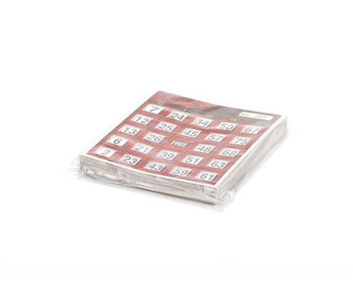 30 Bingo Cards