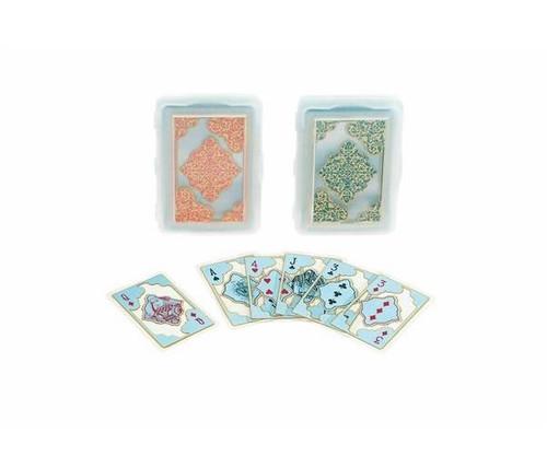 Transparent Diamond Cards