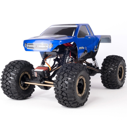 1/10 Everest-10 Crawler RC Truck 4WD Electric 2.4GHz Blue