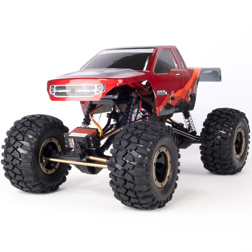 1/10 Everest-10 Crawler RC Truck 4WD Electric 2.4GHz Red
