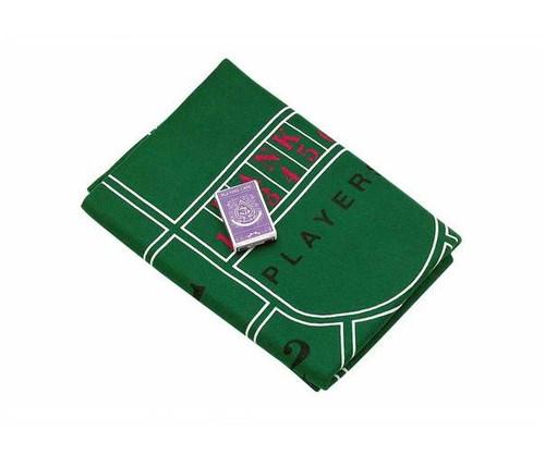 "Craps & Blackjack Layout 72"" x 36"""