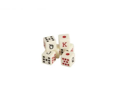Spanish Poker Dice 200 pcs