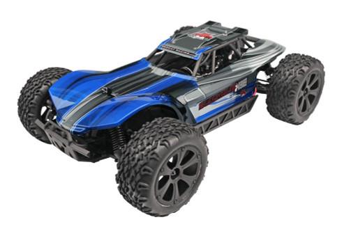 1/10 Blackout XBE PRO RC Buggy 4WD Brushless 2.4GHz Blue