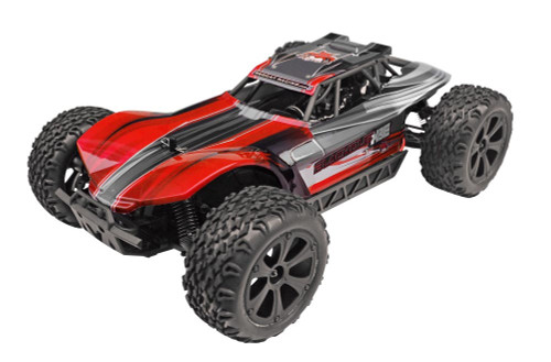 1/10 Blackout XBE PRO RC Buggy 4WD Brushless 2.4GHz Red