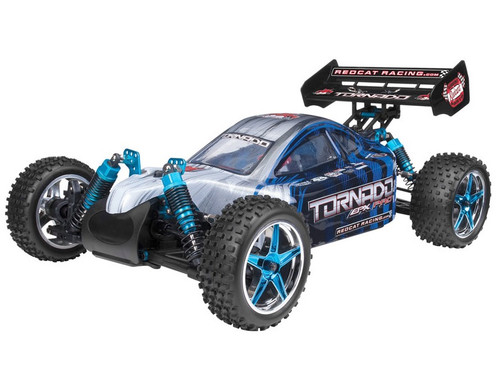 1/10 Tornado EPX PRO RC Buggy 4WD Brushless 2.4GHz Blue