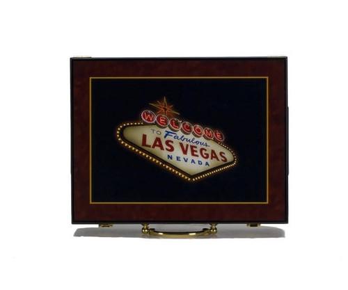 500 PC Las Vegas High Gloss Poker Set