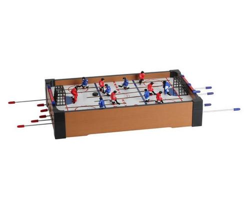 "21"" Mini Rod Hockey Table Top Game Set"