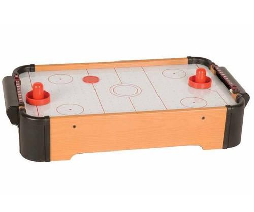 "21"" Mini Air Hockey Table Top Game Set"