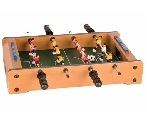 "21"" Mini Foosball Soccer Table Top Game Set"