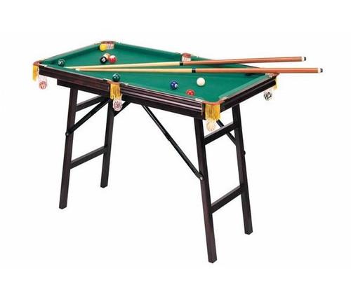 """44"""" Mini Folding Pool Table"""