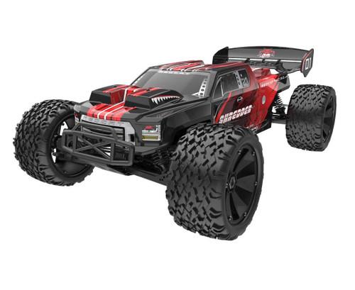 1/6 Shredder XTE V2 RC Monster Truck Brushless 2.4GHz Red