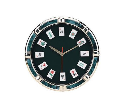 Mah Jong Wall Clock