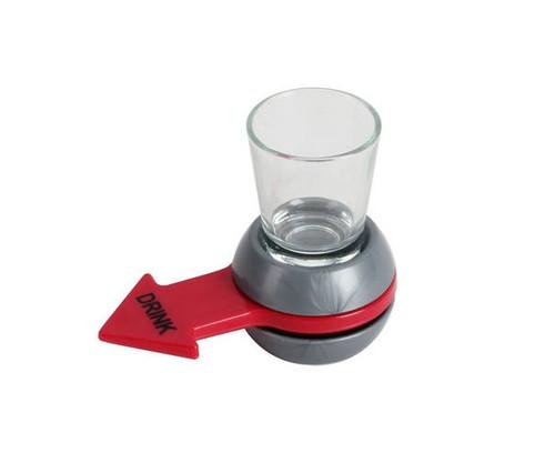 Shot Glass Spinner