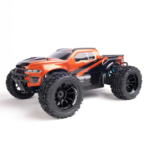 1/10 Volcano EPX PRO RC Monster Truck 4WD Brushless 2.4GHz Copper