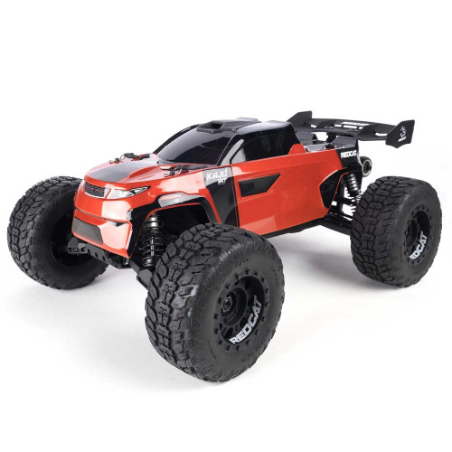 1/8 Kaiju EXT RC Monster Truck 4WD Brushless 2.4GHz Copper