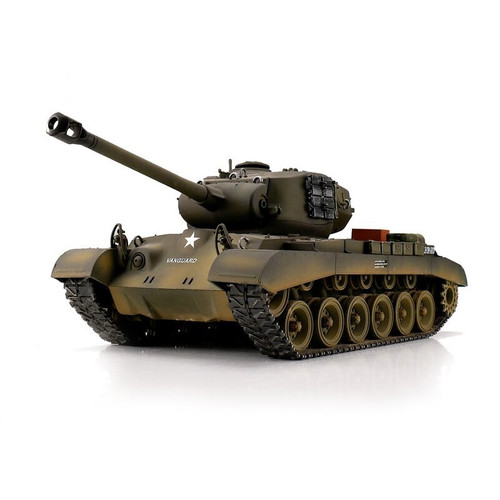 1/16 Torro US M26 Pershing RC Tank Airsoft 2.4GHz Hobby Edition