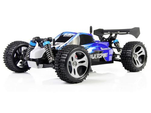 1/18 Vortex RC Buggy Electric 4WD 2.4GHz Blue