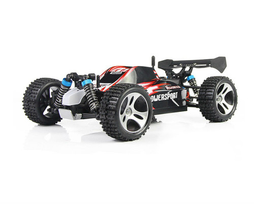 1/18 Vortex RC Buggy Electric 4WD 2.4GHz Red