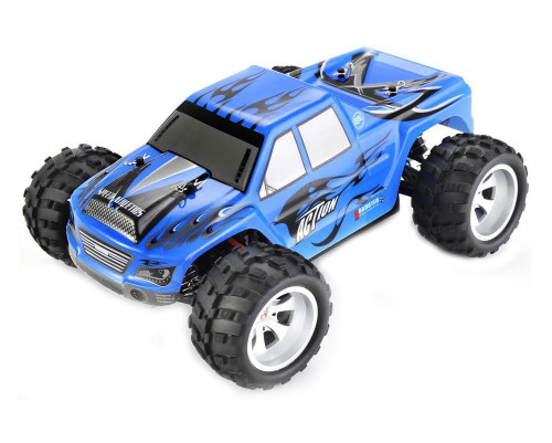 1/18 Vortex RC Monster Truck 4WD Electric 2.4GHz Blue