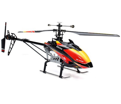 """27"""" V913 Large Metal Gyro RC Helicopter 4CH Electric 2.4GHz"""