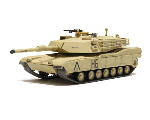 1/72 US M1A1 Abrams RC Tank Infrared with Realistic Engine Sound