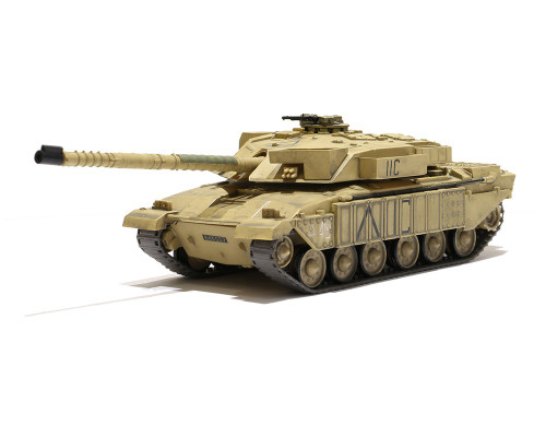 1/72 British Challenger 1 RC Tank Infrared with Realistic Engine Sound