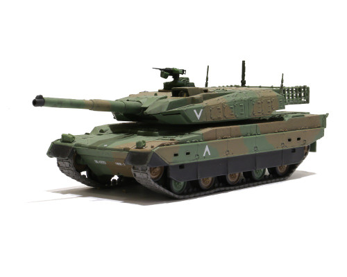 1/72 Japanese Type-10 RC Tank Infrared with Realistic Engine Sound