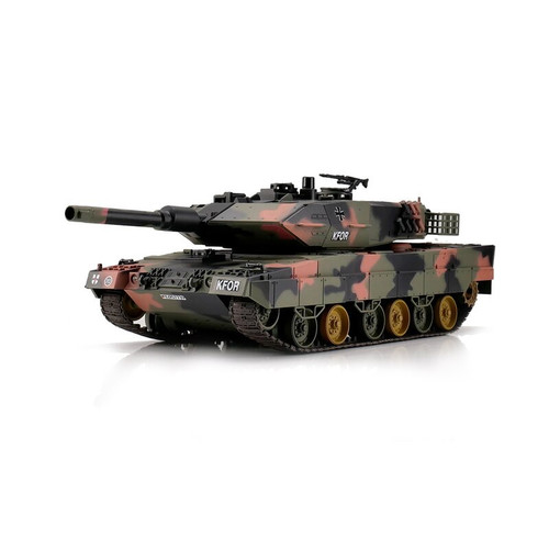 1/24 German Leopard 2A5 RC Tank 2.4GHz Airsoft & Infrared