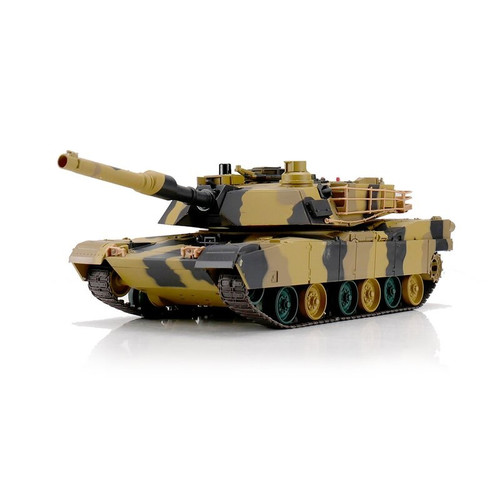 1/24 US M1A2 Abrams RC Tank 2.4GHz Airsoft & Infrared