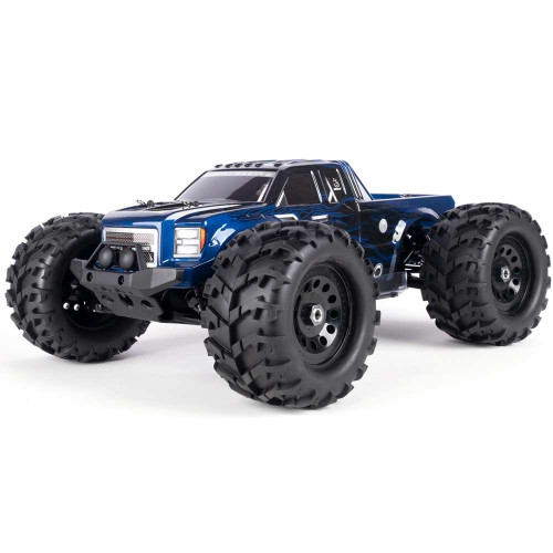 1/8 Landslide XT-E RC Monster Truck Brushless 2.4GHz Blue