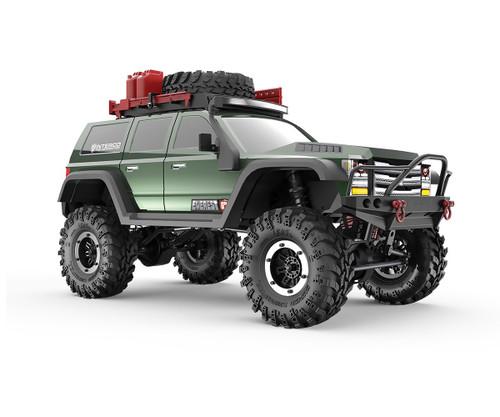 1/10 Everest Gen7  PRO RC Monster Truck Electric 2.4GHz Green